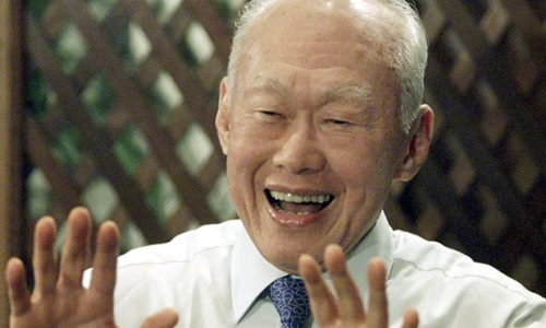 The legacy of Lee Kuan Yew