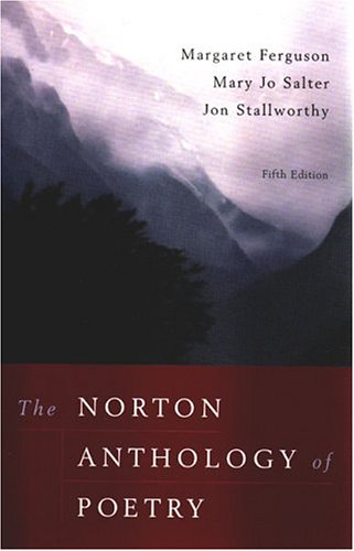 The Norton Anthology ofPoetry