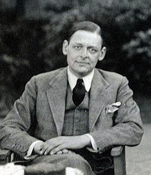 TS Eliot, 'mixing memory anddesire'