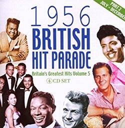 British 1956 Hit Parade record album