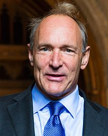 Tim Berners-Lee and his World Wide Web